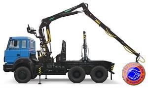 Автотранспортные средства с гидроманипуляторами
